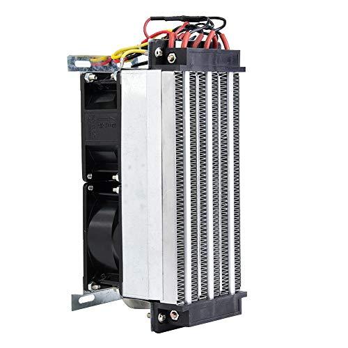 Calentador de espacio eléctrico, Keenso Calentador de ventilador de calefacción de habitación...