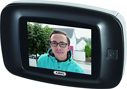 ABUS DTS3214 Judas numérique à angle de vision 105° pour tous types de portes