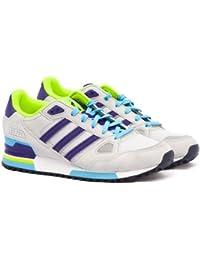 adidas - Zapatillas para hombre Light Grey/Purple + Green