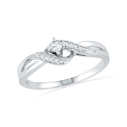 10-kt-oro-blanco-redondo-diamante-trenzado-anillo-de-promesa-012-quilates