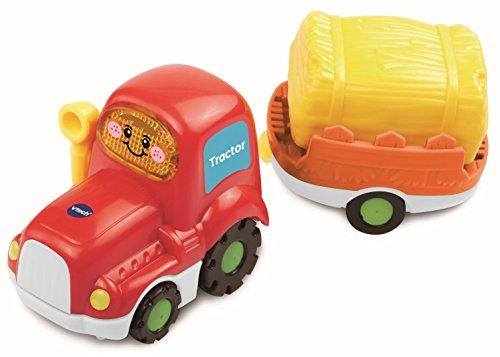 Vtech 80-152323 Toet Wagen Tom Traktor mit trailer (In Holländisch)