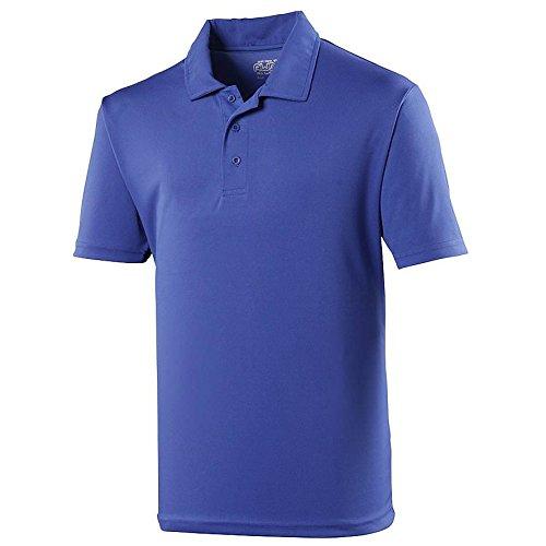 AWDisMädchen Poloshirt Royal Blue