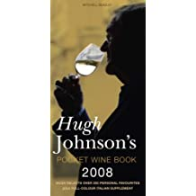 Hugh Johnson's Pocket Wine Book 2008
