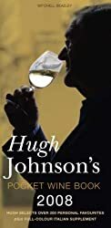 Hugh Johnson's Pocket Wine Book 2008: 31st Edition