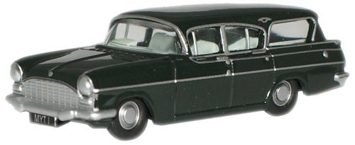 Oxford DIE CAST - 76CFE003 - Vauxhall Cresta PA Friary Estate - Imperial Green (Queen Elizabeth) Imperial Estate
