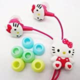 Best Kid Earphones - Oytra Designer Cartoon Music Earphones, Includes 3 Additional Review