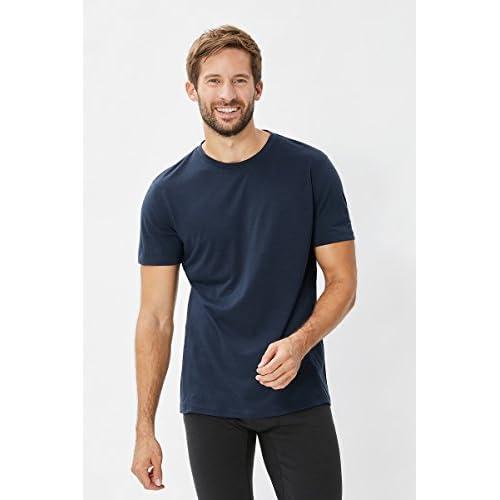 41s3Scn87NL. SS500  - super. natural M Base 175Men's Merino T-Shirt, Men, SNM003874