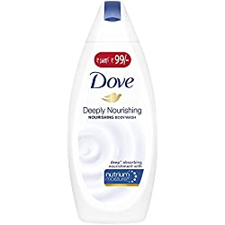 Dove Deeply Nourishing Body Wash, 190 ml