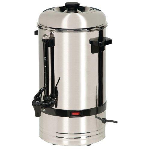 , Buffalo F249 Buffalo Pro Coffee Percolator, 15 L, 90 Cup Capacity, Best Coffee Maker, Best Coffee Maker