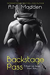 Backstage Pass, A Back-Up Series Short Story (The Back-Up Series) (English Edition)