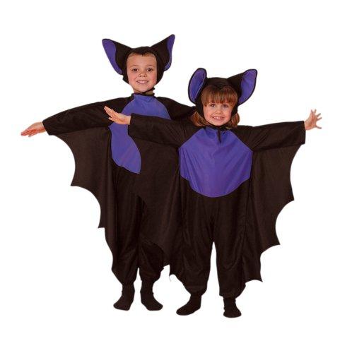 Imagen de cesar k292 004  disfraz murciélago, talla 1/3 años