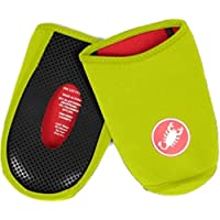 Castelli Toe Thingy 2 Yellow Fluo, One Size