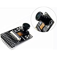OV5640 Image Sensor Camera Board Module(B) @Pzsmocn with Fisheye Lens 5 Megapixel 170¡ãDiagonal