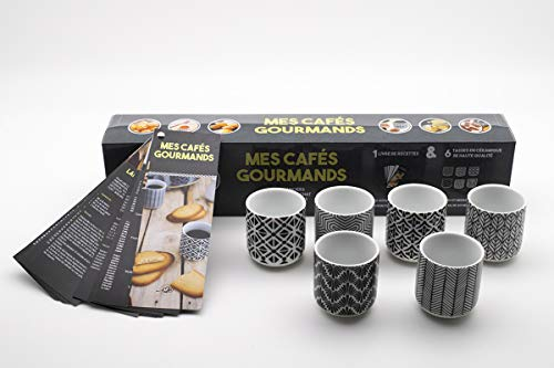 Coffret Mes cafés Gourmands par Collectif