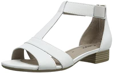 Gabor Shoes Gabor 85.847.21 Damen Sandalen, Weiß (weiss), EU 43 (UK 9) (US 11.5)