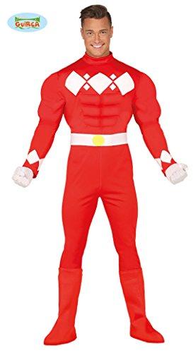 Space Krieger Kostüm - Weltraum Soldat Kostüm für Herren Stern Krieger Space Ritter Herrenkostüm Gr. M - L, Größe:L