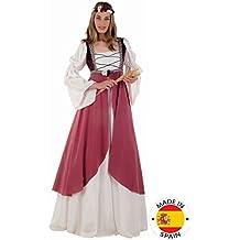 Limit Sport - Disfraz adulto Clarisa medieval, talla 44-46 (MA578 TXL)