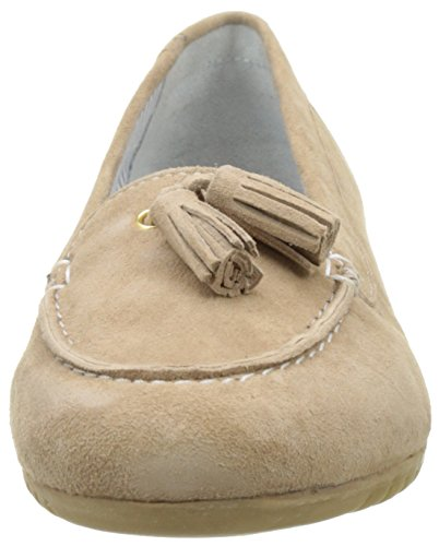 Hush Puppies Damen Moon Slipper Beige (Beige)