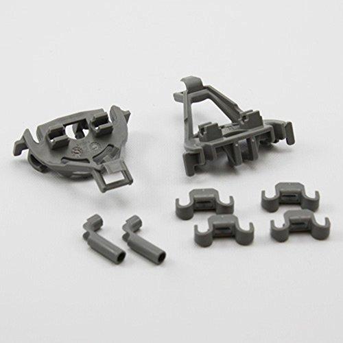 Preisvergleich Produktbild Genuine OEM 00428344 Bosch Thermador Tine Clip Kit for Dishwashers 428344 by Bosch