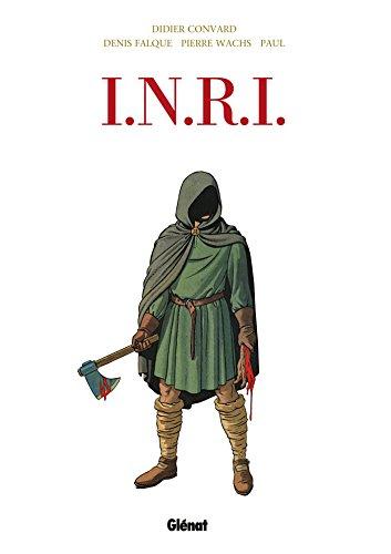 I.N.R.I - Intégrale 2015