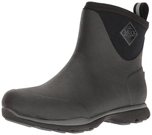 Muck Boots Arctic (Muck Boots Herren Arctic Excursion Ankle Gummistiefel, Schwarz (Black), 46 EU)