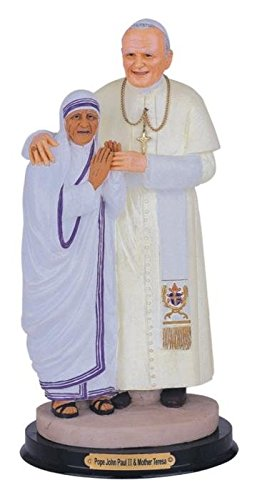 stealstreet-ss-g-31238-papa-john-paul-ii-con-madre-teresa-holy-religious-figurine-127-cm