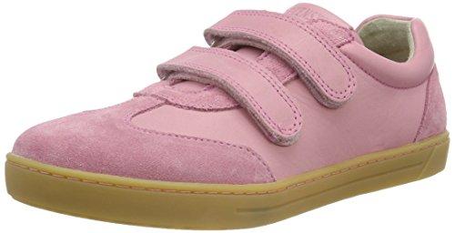 Birkenstock Davao Kinder, Sneakers  chaussures avec fermeture velcro Rose - Rose