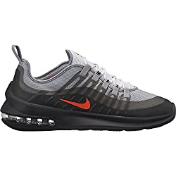 Nike Air Max Axis – Wolf Greytotal Crimsonblack, Men, 10