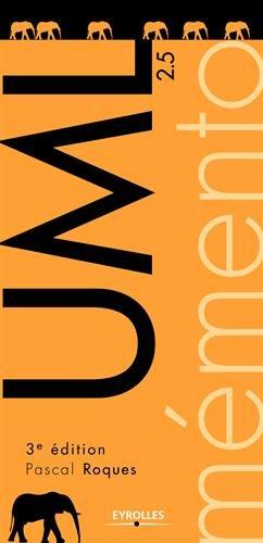 Mémento UML 2.5 par Pascal Roques