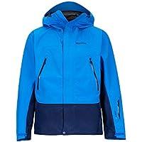 Marmot 31550-3717-4 Chaqueta, Hombre, Azul (Clear/Arctic Navy