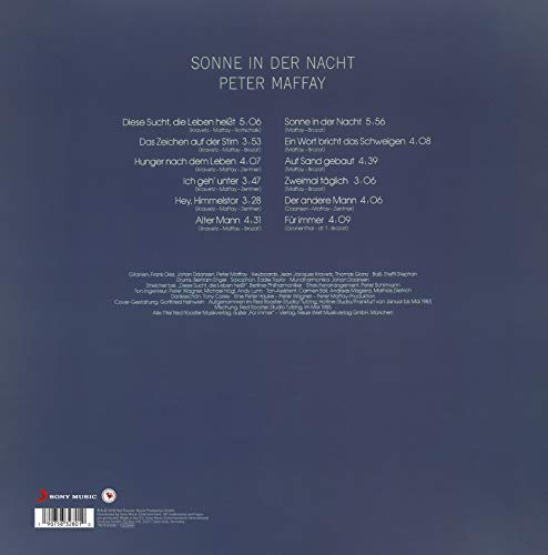 Sonne in der Nacht [Vinyl LP] - 3