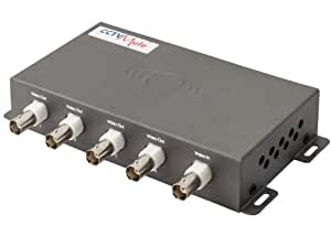 CCTV Mule 4 Way - Send 4 video feeds down 1 RG59 Cable