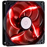 Cooler Master SickleFlow 120 Red Ventilateurs de boîtier '2000 RPM, 120mm, LED Rouge' R4-L2R-20AR-R1