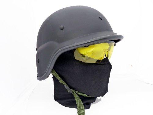 RIS Sicherheits Softair Set Helm + Sturmhaube + Schutzbrille