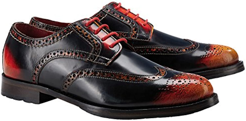 Wellensteyn Schuhe Donhurst farbig poliertes Leder