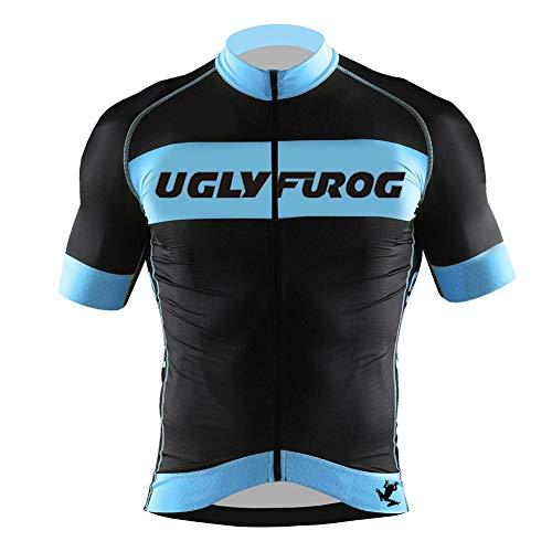 Uglyfrog ZBK06 2019 Neue Klassische Herren Outdoor Radfahren Trikots Kurze Ärmel Triathlon kurzarmtrikot Bekleidung