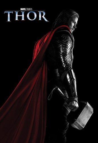 Thor Junior Novel by Elizabeth Rudnick (April 05,2011)