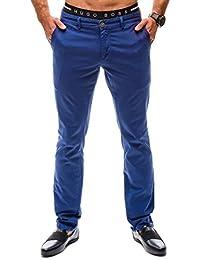 BOLF – CHINOS – Pantalons pour hommes – TMK 4326 - Homme