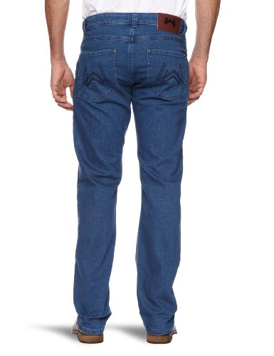 Wizard Jeans Redford, Jeans Homme Bleu