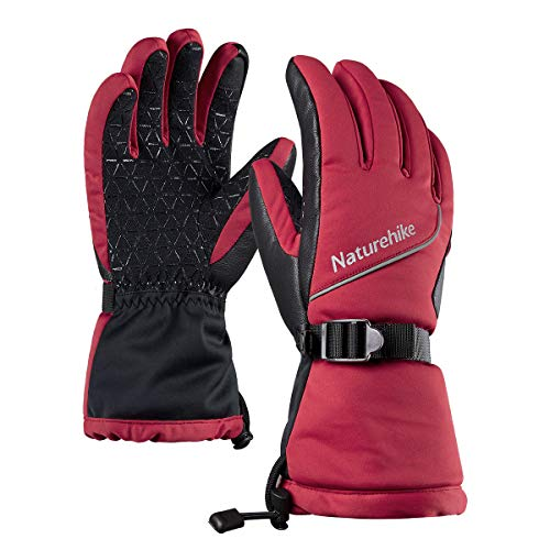 Naturehike Guantes Invierno 100% Impermeables Guantes