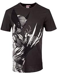 Tshirt Wolverine Marvel - Profil