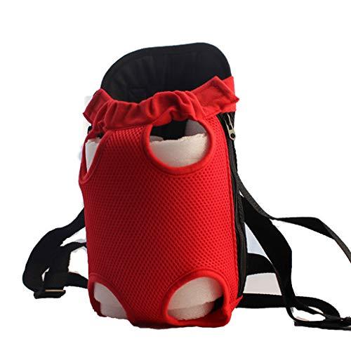 YUNFEILIU Pet Rucksack Tragbare Reisetasche