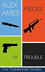 Pieces of Trouble: Four Troubleshooter Novellas (English Edition)