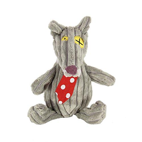 Les Deglingos - Peluche, diseño de Bigbos el lobo (15 cm)