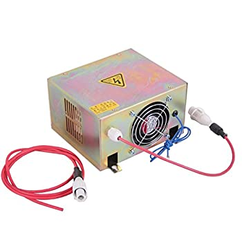 Hpcutter 40w Laser Power Supply For Co2 Laser Device Pwm Circuitry Engraver Engraving Machine Ac220v 0