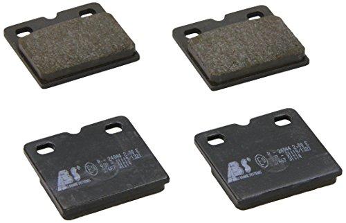 ABS 37467 Set pastiglie freno a disco