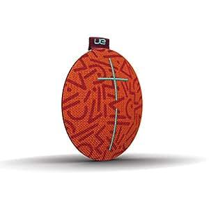 UE ROLL Lautsprecher (Bluetooth, Wasserdicht, Schlagfest) orange