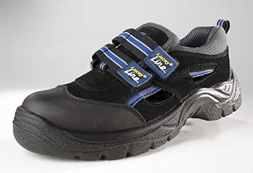 Lucky Line Arbeitsschuhe Sandalen Sicherheitsschuhe S1 Schuhgröße 40