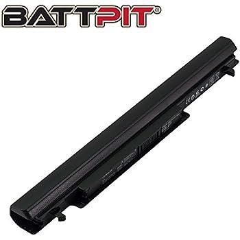 Battpit™ Batterie d'ordinateur Portable Pour Asus A41-K56 (14.4V 2200mAh) [18 Mois de garantie]