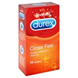 Durex Close Feel Condoms - Pack of 10